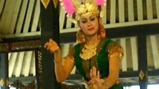 Gamelan Melayu RITMASARI.Tarian Jawa.3 (lawatan ke Jawa, INDON)