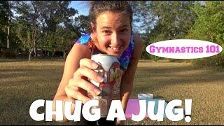 vuclip Extreme Gymnastics Chug A Jug Challenge