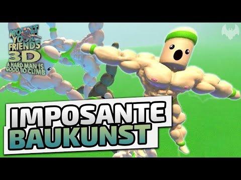 Imposante Baukunst - ♠ Mount Your Friends 3D #001 ♠ - Deutsch German - Dhalucard