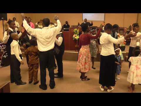 Se tout dezi mwen by Pastor VALSAINT and Worship Team at Gospel Assembly University