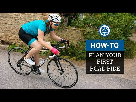 How To - Plan Your First Road Ride