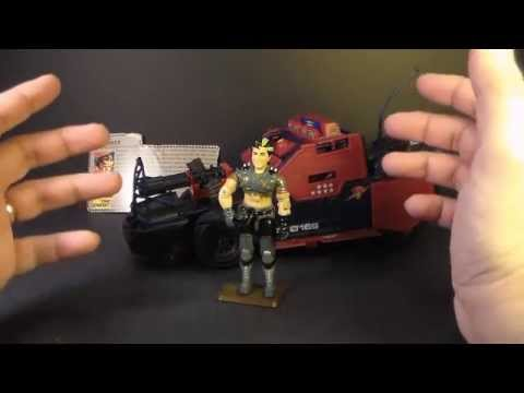 HCC788 - 1986 Dreadnoks THUNDER MACHINE - G. I. Joe toy review! HD