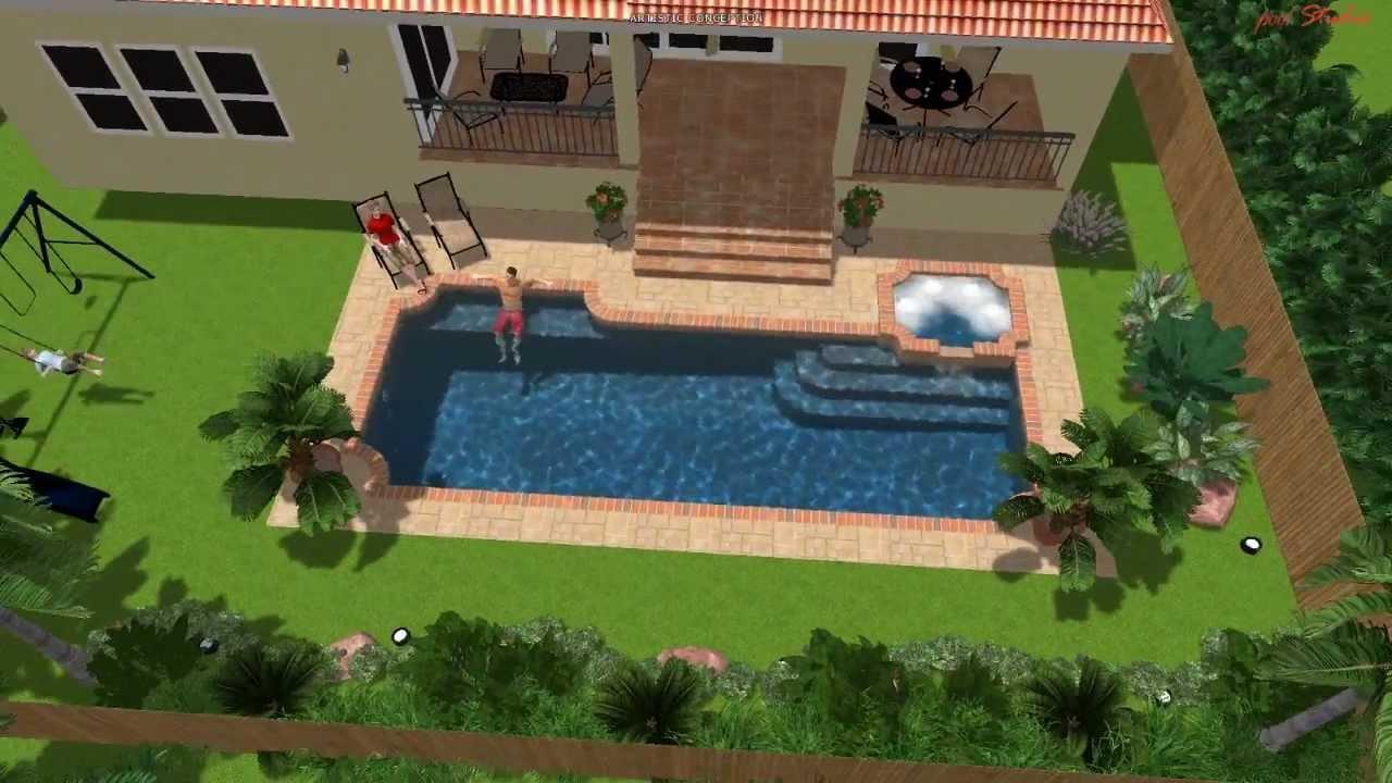 patio pools tampa florida est 1979 custom inground swimming pool builder contractor