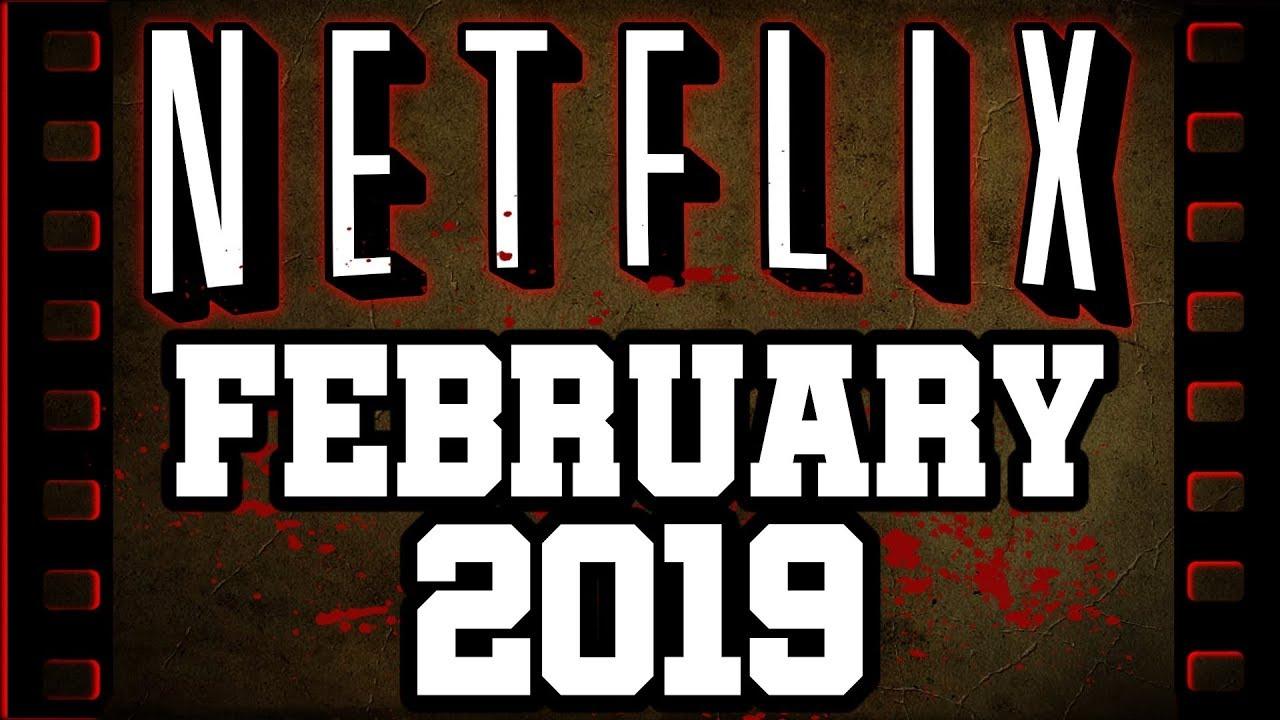 Netflix February 2019 Horror Releases