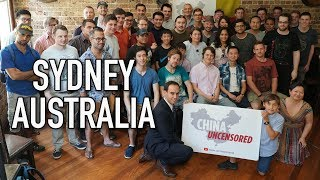 2018 China Uncensored Fan Meet-Up in Sydney: The Video
