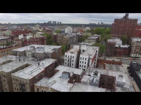 Above Harlem in NYC