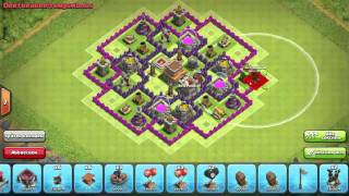 Clash of Clans: Beste Rathaus 8 Base!! German/HD