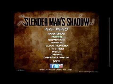 Slenderman´s Shadows 1.3 All Maps Tutorial + Descarga + Serial