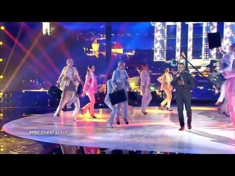 MBC The X Factor -حمزة هوساوي- Sugar -العروض المباشرة