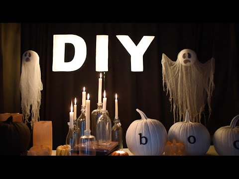 5 Creepy But Classy Halloween Decorations (on A Budget!)