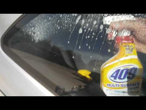 Window tint removal the fast and easy way