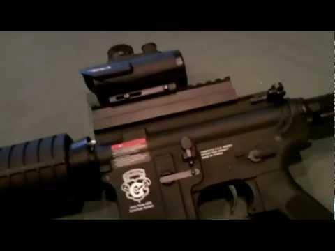 BSA Optics Red/Green/Blue Dot Sight Review