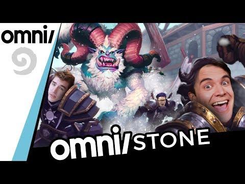 Omni/Stone ep. 35 w/ Brian Kibler, Firebat & Frodan: Meta Snapshot!