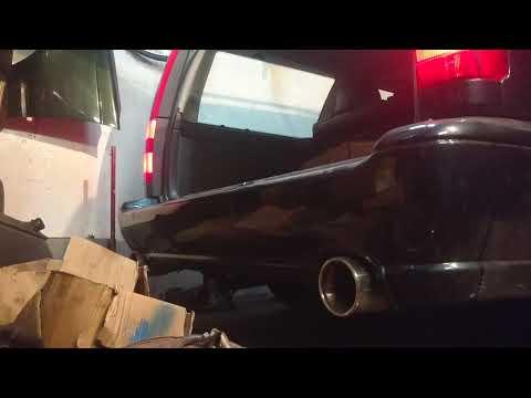 Volvo V70 AWD exhaust