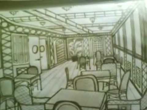 dessin titanic - Dessin Titanic