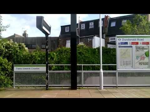 Full Journey on Tramlink route 3 (CR4000) from New Addington to Wimbledon