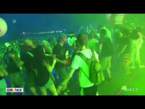 Girl Talk (musician) - Full Set Live at Panorama 2017 New York City HD
