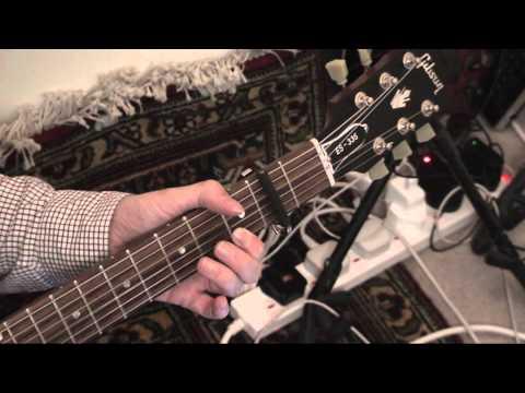 COVER: Johnny Marr - The Messenger (Instrumental)