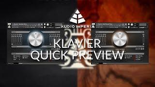 audio imperia klavier gravitas piano red planet piano preview