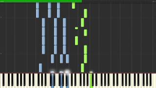 Repeat youtube video Glorious Morning - (Piano Synthesia) with SHEET MUSIC and MIDI - by Freddy And Meircks