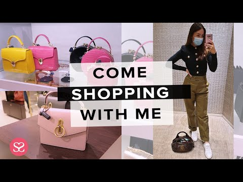 COME HIGH-END HIGH STREET SHOPPING WITH ME IN GUILDFORD | Reiss, Aspinal, Anthropologie
