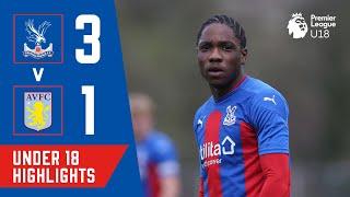 Omilabu's Brace Sends Palace Top of the League! | | U18 Highlights