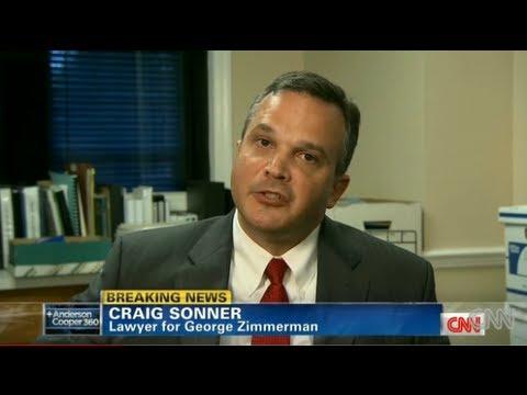 George Zimmerman's Lawyer Flees TV Interview