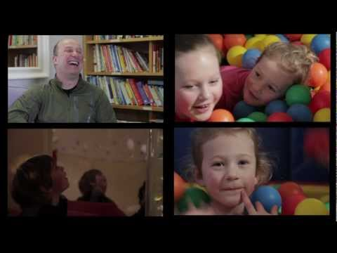 Childrens Hospice South West Fund raising film by FLM video production based in Plymouth
