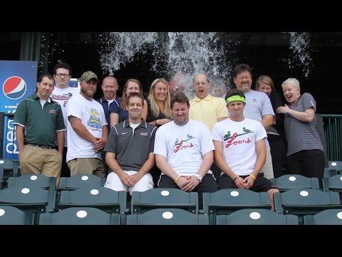 Loons Staff Take the Ice Bucket Challenge