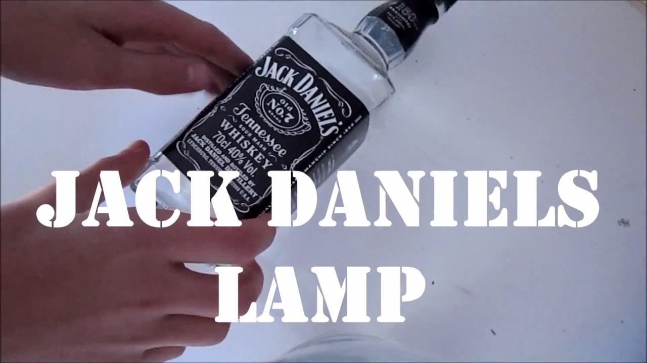 Jack daniels lamp youtube jack daniels lamp arubaitofo Choice Image
