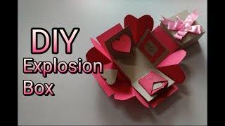 DIY Simple Explosion Box