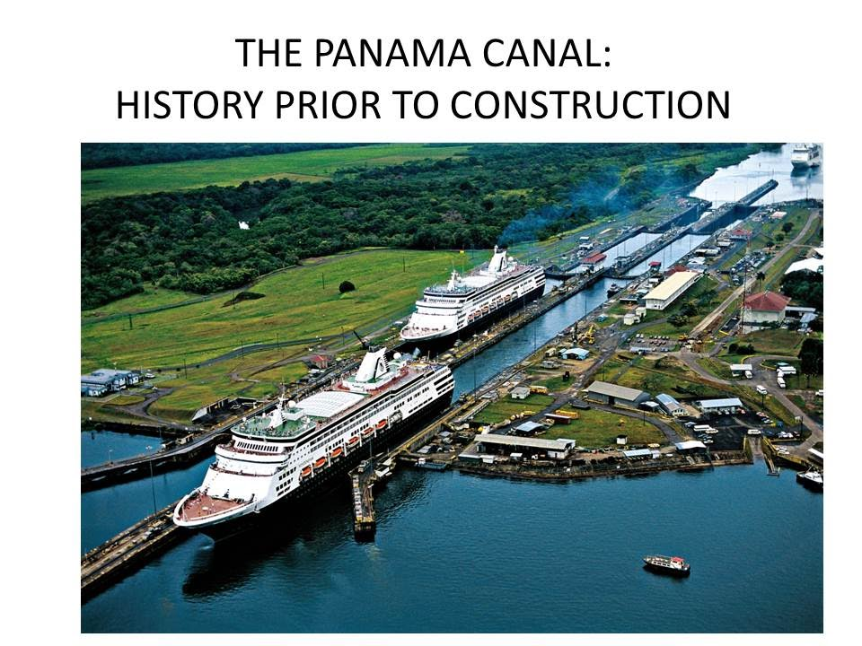 history of the panama canal history essay Panama canal vs suez canal essaysthe panama and suez canals may be two of the biggest achievements in ocean history within the past couple centuries, but which one.
