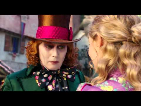 ALICE THROUGH THE LOOKING GLASS | Meet Young Hatter | Official Disney UK