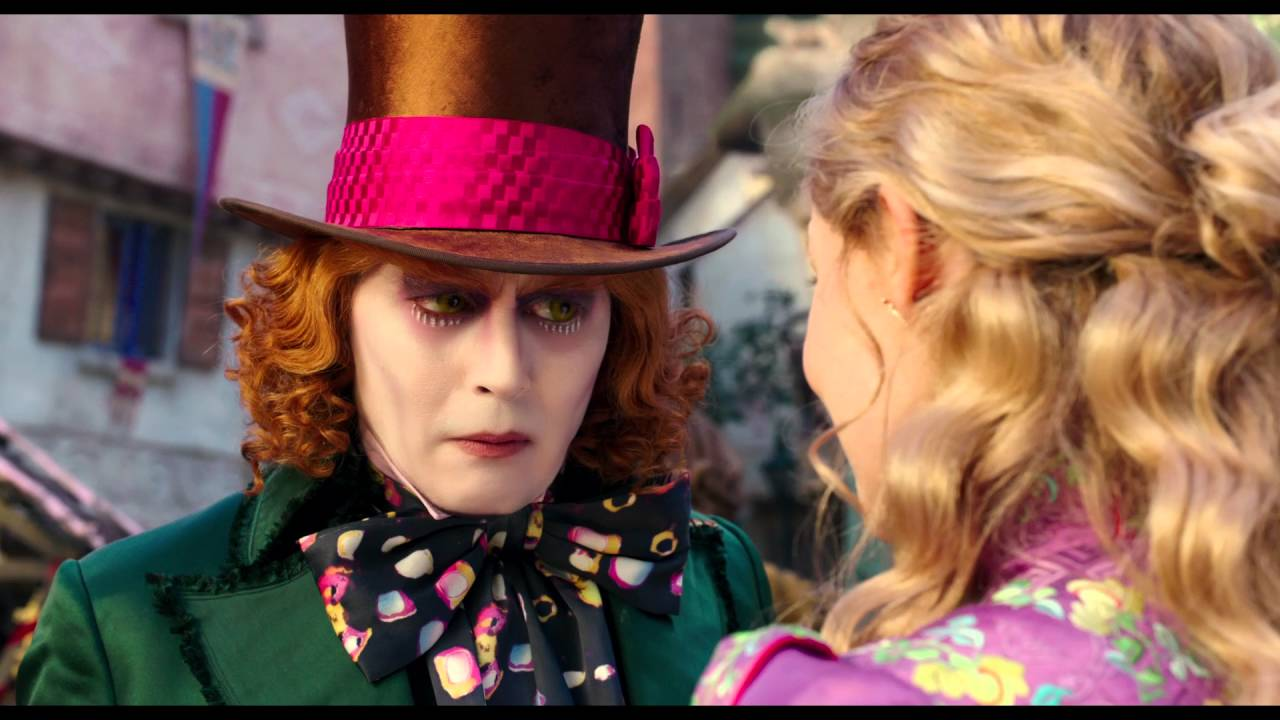 0457baf594566 ALICE THROUGH THE LOOKING GLASS