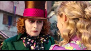 Alice Through The Looking Glass - Meet Young Hatter - Official Disney | HD