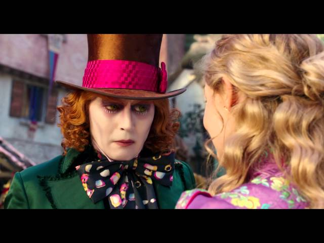 Alice Through the Looking Glass   Meet Young Hatter