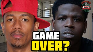 BREAKING: The Feds Admit To Using This Nick Cannon Interview To Fry Casanova 2X For Good?!?!
