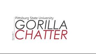 Gorilla Chatter - Ep. 1 (Dr. Kevin Bracker & Christel Benson)