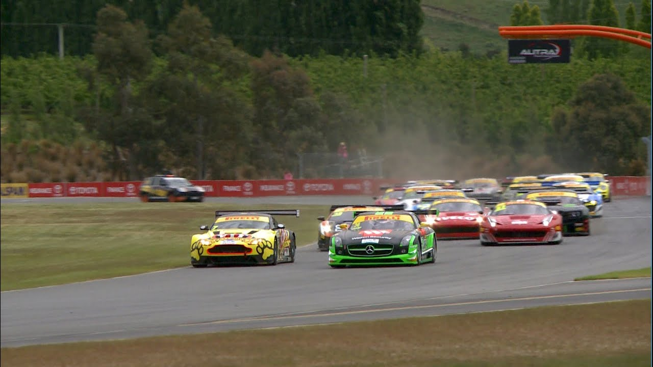 Australian GT 2014 Round 6 - Highlands Motorsport Park ...