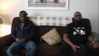 Bristol's Reggae Sound System Veterans - Part 4 : Mabraka & Imperial Force - with General D & MikeyD