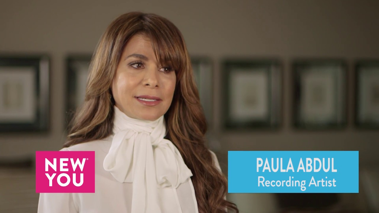 PAULA ABDUL Exclusive Tells New You about her Dad's Alzheimer's Diagnosis