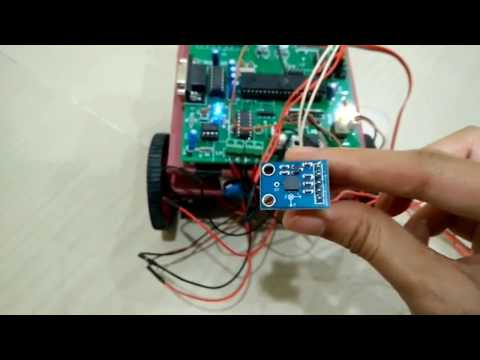 Skyfi Labs Online Course - Gesture Based Robotics -Namratha.G.R
