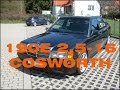 Mercedes 190E 2.5-16 Cosworth Restoration