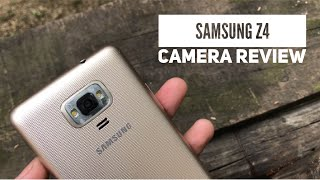 Samsung Z4 Camera Review with sample shots/ Is it any good?????
