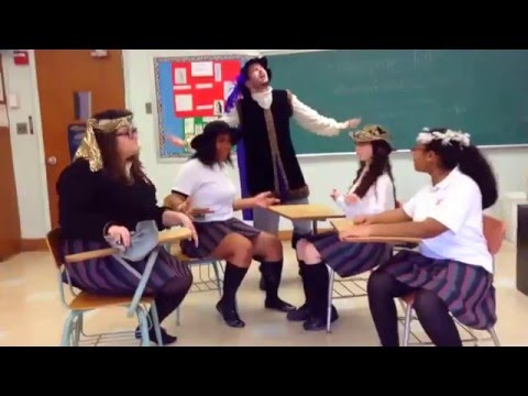 Will Power (Something Rotten) - Lacordaire Academy Edition