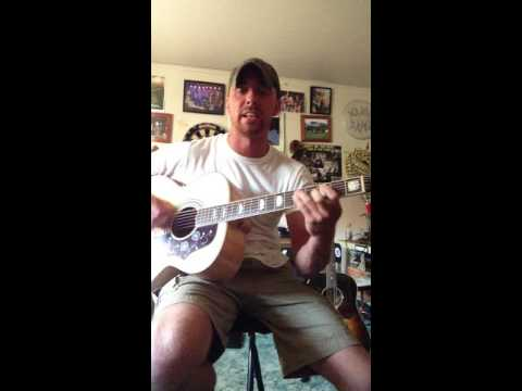 Luke Combs Honky tonk highway cover