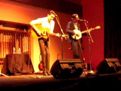 Justin Townes Earle LIVE @ The Linda Norris Audito...