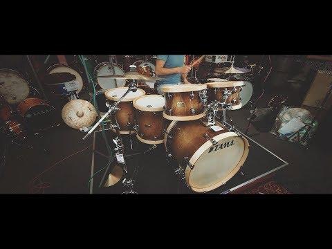 Tama SLP Studio Maple Drum Kit LMP52RTLS