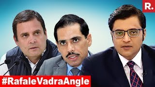 Is This The Real Truth About Rafale? | The Debate With Arnab Goswami