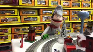 Tootin Tony Gets Rewarded For Good Deeds! TrainWorld TV